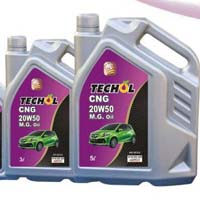 Gas Engine Oil