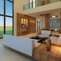3D Architectural Interior Rendering