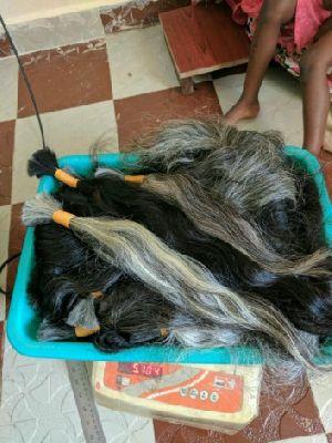 Grey Hair Extensions