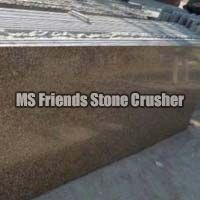 Coco Brown Granite Slabs