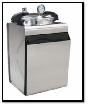 NBMS AUTOCLAVE HIGH PRESSURE STEAM STERILIZER Laboratory Instruments