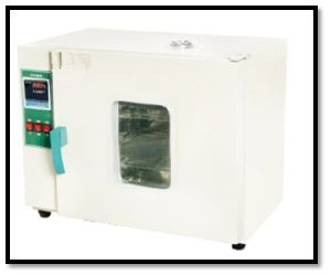 NBMS DRY HEAT STERILIZATION  Laboratory Instruments