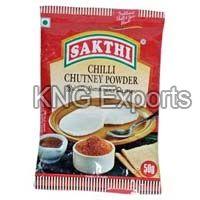 Sakthi Chilli Chutney Powder