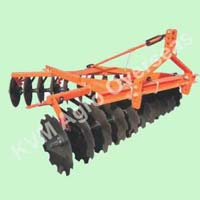 Trailed Mounted Offset Disc Harrow
