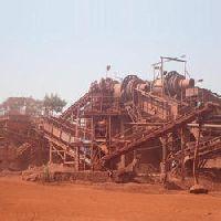Iron Ore Beneficiation Plant