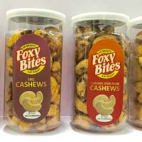 Foxy Bites Roasted Cashew Nuts