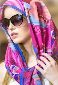 Silk Scarves Janet