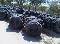 Car Tyre Scrap