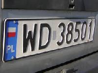 Car Number Plates