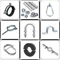 Pipe Clamps Suppliers, Manufacturers & Exporters UAE - ExportersIndia