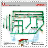 solid ppr pipes Manufacturer by Thomsun General Trading LLC