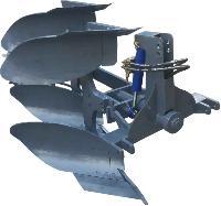 2 Bottom Hydraulic Reversible M.b. Plough