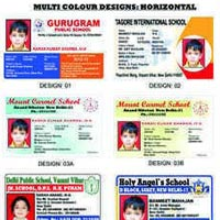 School Id Card Printing & Designing Services
