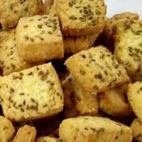 Salted Ajwain Cookies