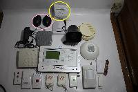 Wireless Electronic Alarm System