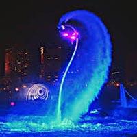 Fountain Show Organizer