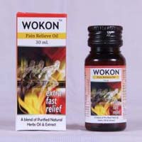 Wokon Pain Relieve Oil