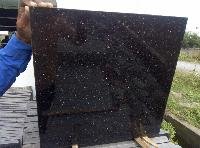 Black Galaxy Granite Tiles