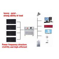Solar On & Off  Grid System