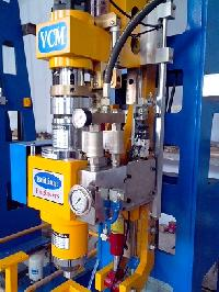 Lpg Cylinder Valve Changing Machine