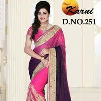 Net Fancy Saree
