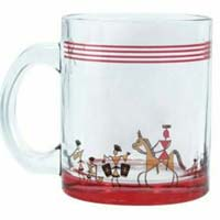 Designer Glass Mugs