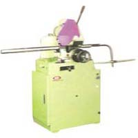 Semi Automatic  Vertical Pipe Cutting Circular Saw Machine