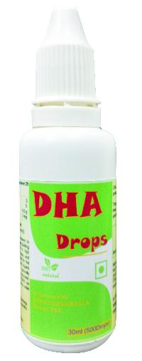 Hawaiian Herbal Dha Drops