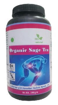 herbal organic sage tea