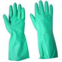 Nitrile Chemical Hand Gloves