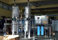 2000 LPH Industrial RO Plant