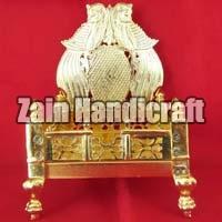 Singhasan Brass Diya