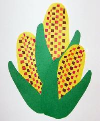 Paper Corn