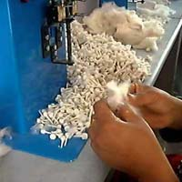 Cotton Wicks Making Machine