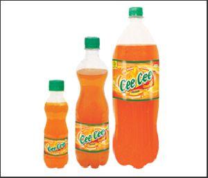 CHEECHEE ORANGE soft drinks