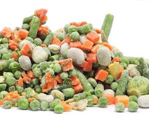 Iqf Mixed Vegetables