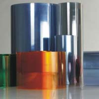 Coloured PVC Rigid Film