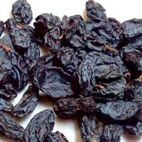 Black Dried Grapes