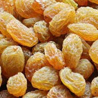 Brown Dried Grapes