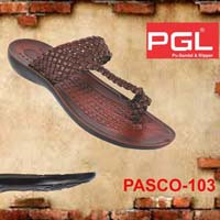 Mens PU Pasco Slippers