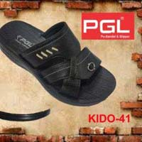 Kids Pu Footwear