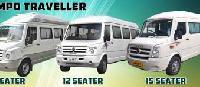 Cheapest Tempo Traveller In Delhi