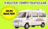 Tempo Traveller Hire Rs15