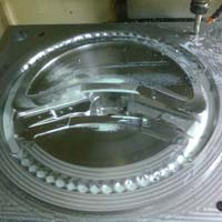 Cavity VMC Machining
