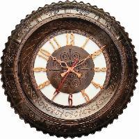 Antique Plastic Wall Clock