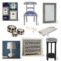 Bone Inlay Furniture