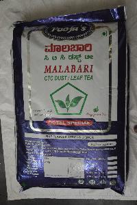 25 Kg Malabari Ctc Dust & Leaf Tea