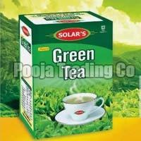 Solar Green Tea