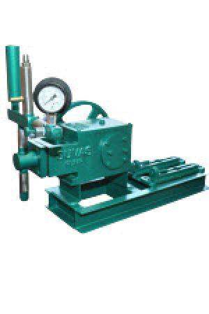 Motorised Hydraulic Test Pumps