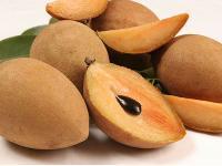 Chikoo Fruit